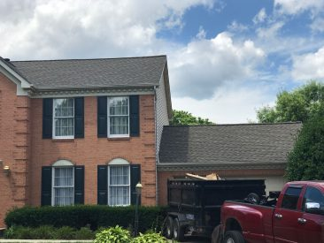 Roofing Project, RNC Construction, Hyattsville MD