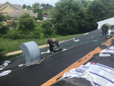 RNC Roofing Project