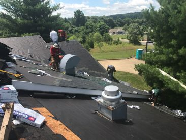 RNC Roofing Project, VA