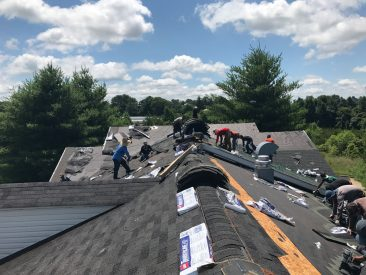 RNC Roofing Project, VA, MD
