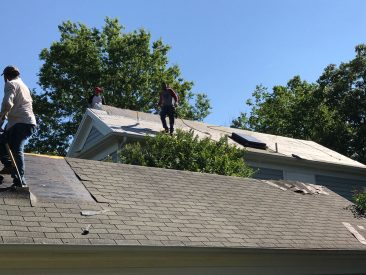 Roofing Project, RNC Construction, Herndon VA
