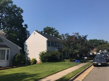Roofing Project, RNC Construction, Luray VA