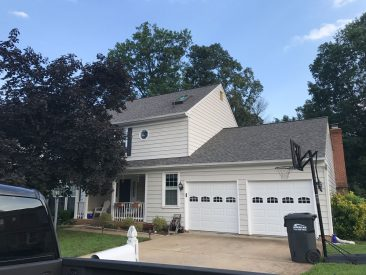 Roofing Project, RNC Construction, Purcellville VA