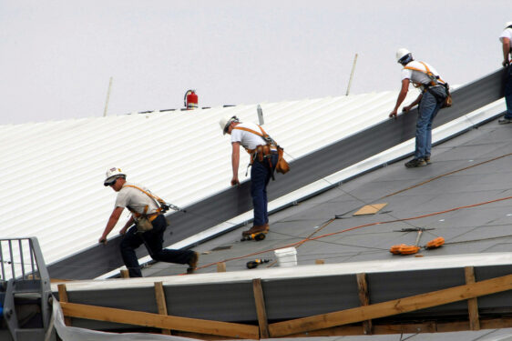 TPO roofing, RNC Construction, VA