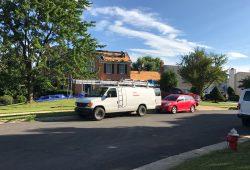 Roofing Project, RNC Construction, Loudoun VA