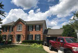 Roofing Project, RNC Construction, Arlington VA