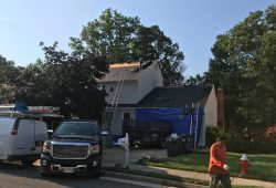 Roofing Project, RNC Construction, Leesburg VA